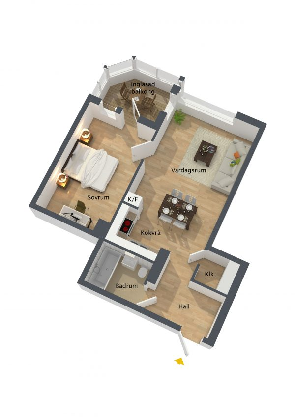 How to Sell Your Property Using Floor Plan?
