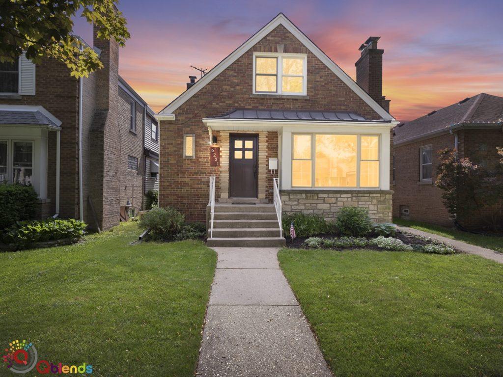 Real Estate Twilight image
